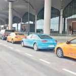 İBB ile havalimanı taksicileri yeniden uzlaşmaya vardı