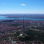 İstanbul'un yeni simgesi Çamlıca Kulesi ilgi odağı oldu