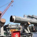 Kuzey Akım-2'de boru döşeme tamamlanmak üzere