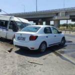 Manisa'da zincirleme kaza: 14 yaralı