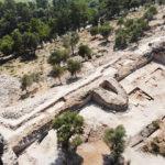 Muğla'da Orta Çağ'dan kalma surlar gün yüzüne çıkarılıyor