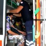 Tekirdağ'da korkunç kaza: 7 yaralı