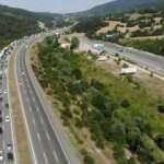 TEM'in İstanbul yönünde çalışma: 1 ay kapalı kalacak