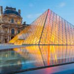Türkiye'de Anadolu Medeniyetleri, dünyada Louvre Müzesi