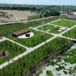 Türkiye'nin ikinci büyük millet bahçesinde sona doğru