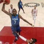 ABD, İspanya'yı Durant ile yıktı!