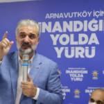 Osman Nuri Kabaktepe'den muhalefete kara propaganda tepkisi: Siyasi kundakçılık yapmayın