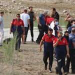 Baraj göletinde boğulan çocuğun cesedi çıkarıldı