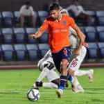 Başakşehir ile Hatayspor yenişemedi