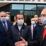 Bolu Belediye Başkanı Özcan şimdi de partisi CHP ve Kılıçdaroğlu'na yüklendi