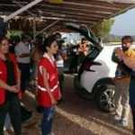Diyanet İşleri Başkanı Erbaş'tan Bodrumlulara 'geçmiş olsun' ziyareti
