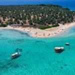 Ege'nin Maldivleri tropik adaları aratmıyor