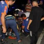 Erzincan'da iki otomobil çarpıştı: 1 ölü, 7 yaralı