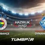 Fenerbahçe Dynamo Kiev maçı ne zaman saat kaçta hangi kanalda? FB Kiev maçı 11'leri!