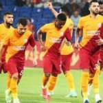 Galatasaray - St. Johnstone! İlk 11'ler belli oldu