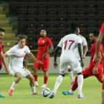 Hatayspor hazırlık maçında Gaizantep FK'yı yendi