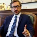 İletişim Başkanı Altun'dan ABD'nin 'Afgan göçmen' açıklamasına sert tepki