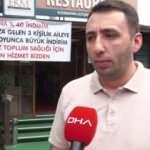 İstanbul'da aşı olanlara yüzde 40 indirim uygulayan restoran