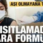 Kısıtlamada ara formül! Aşısızlar için tedbir yolda 2 Ağustos Pazartesi Gazete manşetleri