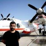 Oxford mezunu özel jet pilotu yangına müdahale çalışmalarına gönüllü katıldı