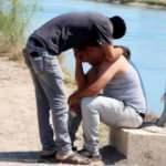 Sulama kanalına giren genç kayboldu, ağabeyi gözyaşı döktü