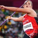 Eda Tuğsuz, olimpiyat dördüncüsü oldu