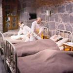 Tarihi yolculuğa çıkaran Kanlı Tabya'ya ziyaretçi akını
