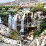 Tortum Şelalesi yenilenen çehresiyle turistleri ağırlıyor