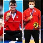 Olimpiyatlarda rekor kırdık! 73 yıl sonra bir ilk