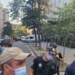 Ukrayna'da Başbakanlık binasına bombalı saldırı girişimi