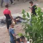 Cezayir'de ormanı yaktığı iddia edilen kişi öldürüldü! Gerçek sonra ortaya çıktı