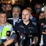 Bakan Karaismailoğlu Ayancık'ta incelemelerde bulundu