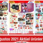 BİM 13 Ağustos Aktüel Kataloğu! Züccaciye, elektronik, kırtasiye ve elektrikli ürünlerin listesi...