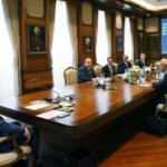 Erdoğan, TOGG Yönetim Kurulu üyelerini kabul etti