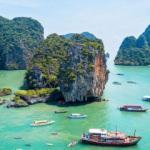Filmlere stüdyo oldu: Phuket'in James Bond Adası