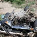 Hatay'da otomobil su kanalına düştü: 2 ölü 2 yaralı