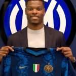 Inter, Denzel Dumfries'i kadrosuna kattı
