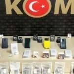 İzmir'de 2 milyon liralık kaçak ürün ele geçirildi