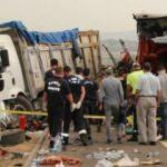 Manisa'da 6 kişinin hayatını kaybettiği kazada tutuklama