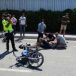 """Motosiklet kazasında yaralanan genç kız: """"Ayağım nerede, bana ne oldu"""" diye feryat etti"""