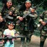 FARC'ın 18 binden fazla çocuğu silah altına aldığı ortaya çıktı