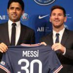 Paris Saint Germain'de çılgın Messi geliri