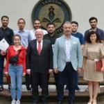 Samsun Üniversitesi Roket Takımı'ndan IREC2021'de büyük başarı