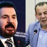 Savcı Sayan'dan Tanju Özcan'a tepki: Bu zihniyetin derdi Müslümanlarla