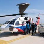 Sinop'ta ulaşımın sağlanamadığı bölgelere helikopterle yardım ulaştırılıyor