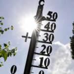 Son 50 yılın en sıcak ikinci temmuzu yaşandı