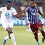 Trabzonspor'un Molde maçı kadrosu belli oldu