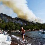 Turizm derneklerinden çağrı: Yangın bölgelerine tatile gidin