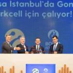Turkcell ikinci çeyrekte yüzde 23,5 büyüdü, yıl sonu için hedef yükseltti