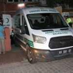 Uçak kazasında hayatını kaybeden 8 kişilik mürettebatın cenazeleri Adana'ya getirildi